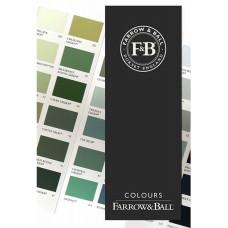Farrow & Ball värvipalett