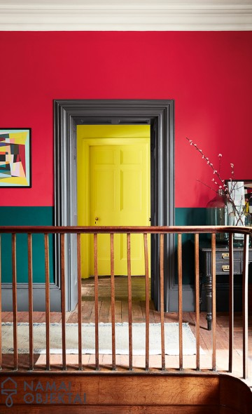 Värvide ja tapeetide galerii