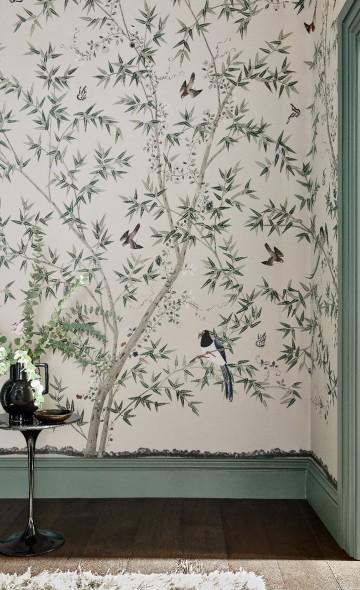 UUED Little Greene tapeedid National Trust 2020
