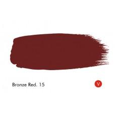 BRONZE RED 15