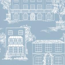 Hampstead - James Blue